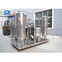 China 4000L Per Hour Liquid Process Equipment Carbonated Drinks Treatment Use on sale