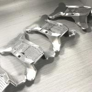 China 5 Axis CNC Machined Aluminum Parts / Medical Aluminum Cnc Parts on sale