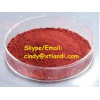 Quality Iron oxide red 99.95% IRON OXIDE RED High purity Chinese supplier cindy@xtlandi.com for sale