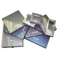 Men's Collection Keepsake Gift Boxes Eco-friendly 1400GSM Cardboard