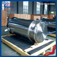 Quality pyrolysis TEG cleaning machine for sale