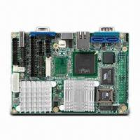 Quality 3.5-inch Embedded SBC with Intel 852GM Chipset and Intel ULV Celeron M Processor for sale