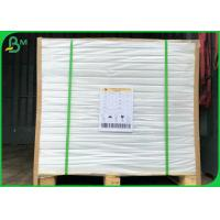 Quality 55gsm 60gsm Reels Size 900mm FSC Certified Exercise Book Paper For Printing for sale