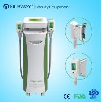 Quality 2016 Nubway immediate results fat freezing slimming machine cryolipolysis for sale