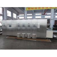 China Full Automatic Corrugated Carton Box Making Machine With Die Cutting on sale