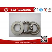 Buy 51100 Ball Type Stainless Steel Thrust Bearing For Railway Transmission System at wholesale prices
