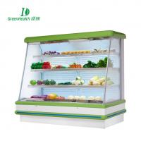 Buy cheap 2800w Grocery Shop Air Curtain Multideck Open Chiller For Soda Beverage from wholesalers