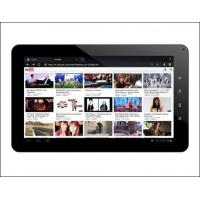 Quality Black 7 Inch Android 4.0 Tablet PC of Capacitive Screen with WiFi and Cameras for sale