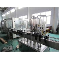 Quality Isobaric Wine Bottle Filling Equipment for sale