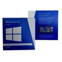 Quality Full Version Windows 8.1 Pro Retail Box With Operating System Lifetime Warranty for sale