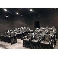 Quality High - End 5D Flight Simulator Cinema Exhibition In Army Museum For 12 People for sale