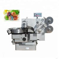 Quality 60-120 cartons/min Lollipop Wrapping Machine , Twist Wrapping Machine For Packing Sugar for sale