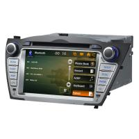 Buy 3G USB MPEG2 MPEG4 Hyundai DVD Player Steering Wheel Control for IX35 at wholesale prices