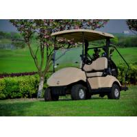 Buy Battery Operated 2 Seater Golf Carts 48V 3 KW Custom Street Legal Golf Carts at wholesale prices