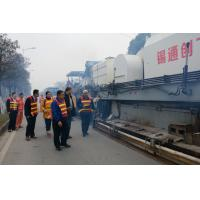 Buy Single Layer Pavement Recycling Machine , 110℃ Material Bank Asphalt Repair Machine at wholesale prices