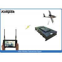 Quality Drones Helicopter UAV Video Transmitter Wireless Low Delay HD Narrowband Transmission System for sale