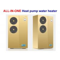 Quality Fast Heating All In One Heat Pump Water Heater Scroll Compressor Type for sale