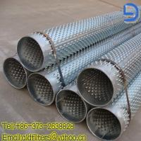 Quality Sand Control Screen Pipe/Bridge Slotted Pipe for sale