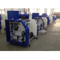 Quality Automatic Dotted Line Aluminium Foil Rewinding Machine With Tearing Line for sale