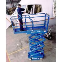 Quality electric powered hydraulic scissor lift for sale