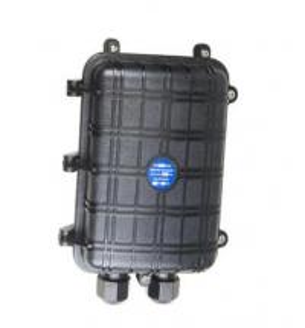 China 24 fibers Mini fiber optic splice enclosure / fiber splice enclosure on sale