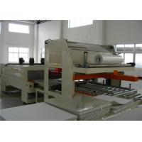 Buy Economical Thermoplastic Packaging Machine For Gypsum Board Lamination at wholesale prices