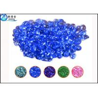Buy Sand Bottom Colored Fish Aquarium Gravel Decorative Glass Aquarium Stones for Landscaping at wholesale prices