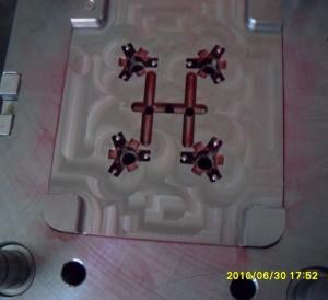 Quality Marguerite POM Hasco Multi Cavity Mold Precision For Auto Parts for sale
