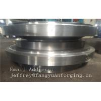 Quality F5a Alloy Steel Metal Forgings  / Body Forged Steel Valves  / Rod Forgings for sale