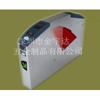 Quality Swipe Card Reader Receive Machine Access Control Flap Turnstile Gate for sale