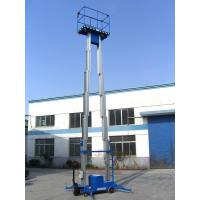 Quality Electric / Hydraulic Aluminum Work Platform 200Kg Load For Replacement Lamps for sale