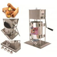 Quality Churros Machine Manual Type All Stainless Steel Body Churros Making Machine FMX-CM106 for sale