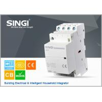 Quality Singi brand China supplier IEC61095 SWCT 25A 400V 50HZ circuit breaker for sale