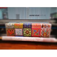 Quality Dual CMYK Color Fabric Plotter Continuous Ink Supply 45 Sqm / Hour Print Speed for sale