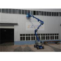 Quality Accurate Knuckle Boom Lift , Narrow Boom Lift High Micro Motion Performance for sale