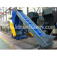 55KW Soundproof Recycling Plastic Crusher for sale