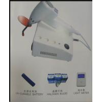 China 2- Stage Light Power Design Dental Chair Equipment Halogen Curing Light for sale