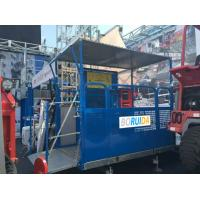 Quality 350 Construction Material Lifting Equipment With Safety Device - SAJ30 - 0.8 for sale