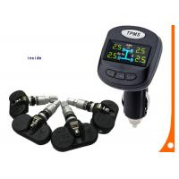 Buy Auto wireless tyre pressure monitoring system Car charging oem tire pressure at wholesale prices