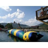 Quality Jumping Water Blogs Inflatable Water Toys For Pool , Durable PVC Tarpaulin for sale