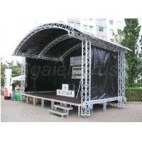 Buy Customer Design 4 Pillars True Project Stage Lighting Truss 6x6 x 6 M Fixed at wholesale prices