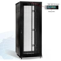 Quality Floor Standing Network Rack Cabinet With LCD Panel, 42U / 22U size for sale