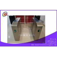 China Automatic Drop Arm Turnstile Palm Vein Access Control Machine on sale