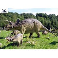 Quality High Simulation Attractive 	Giant Dinosaur Statue Replica For Amusement Park for sale