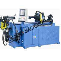 Quality Mitsubishi Servo Motor Pipe Bending Machine for Furniture With Auto Holes Punch System for sale