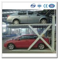 China 2m Lifting Height Hydraulic Scissor Lift for Car Parking Mini Scissor Lift Table on sale