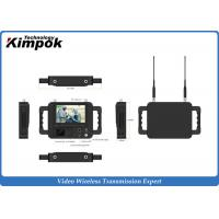 Buy Military Outdoor 2.4 Ghz Video Receiver / Handheld High Definition Wireless Digital Receiver at wholesale prices
