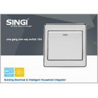 Buy GNW56B11 one gang one way wall switch 16A at wholesale prices