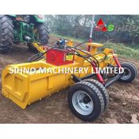 Quality 2-4.5m Farm Laser Land Leveling Machine for Tractor for sale