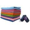 Buy cheap PVC anti-slip yoga towel from wholesalers